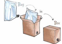 Bag in Box wijn