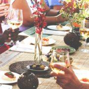 Buiten genieten van Bag in Box wijn van Wynz