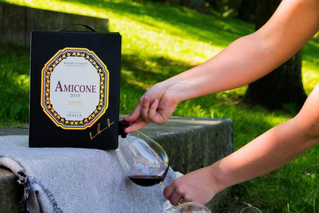 Wynz - Amicone Rosso Veneto 2015 online bestellen